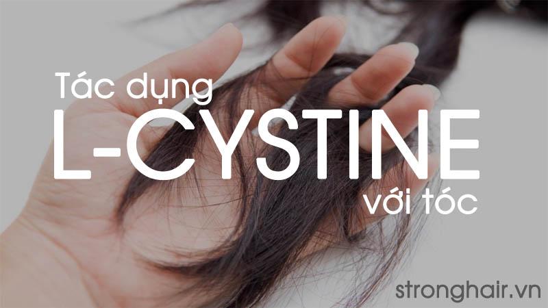 L- cystine có tác dụng gì?